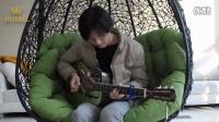 ROYALL丽声吉他101LS视听(独立民谣音乐人:江生)