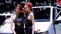 2014年12月第2季电子舞曲泰国车展模特MOTOR EXPO