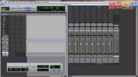 ProTools的混音台叫出方法和界面认识