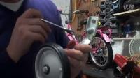 如何安装Puky儿童自行车
