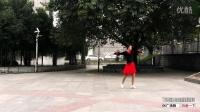 兴梅广场舞原创《我在人民广场跳广场舞正背面演示 分解教学