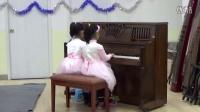 张煜椿、张煜楠---钢琴《欢乐颂》