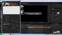 After Effects教程(6):TypeMonkey输入魅力
