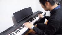 《月半小夜曲》钢琴独奏 姜创视频