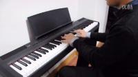 《她说》钢琴独奏 姜创视频--献给我最爱的林俊杰