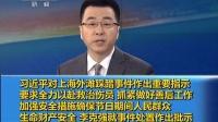 习近平对上海外滩踩踏事件作出重要批示 150101