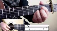 七星吉他指弹教学视频第十四课river flows in you(上)教学视频指弹吉他视频