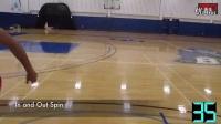 NBA篮球教学 25种突破过人教学-专业培训