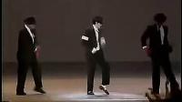 迈克尔杰克逊机械舞加太空步