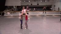 Christopher Wheeldon's Aeternum in rehearsal - World Ballet Day 2014 (The Royal