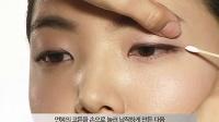 韩式半永久妆容画眼线技巧