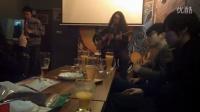 【琴侣】吉他+萨克斯弹唱《南山南》(活动现场)