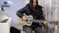 民谣歌手 白羽 丽声吉他
