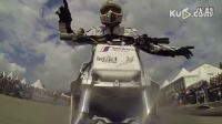 宝马摩托车2013节狂欢节