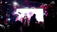 逃跑计划受邀上中国梦之声的真实视频,毛川歌迷不给黄舒骏面子