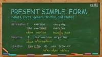 英语语法English Grammar  Lesson 1: Present Simple