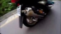 鹰村最性价比的排气管 摩托车跑车声音