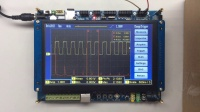 基于uCOS-III STemWin FatFS ARM_DSP_Lib的示波器设计