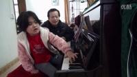 钢琴入门第一课[认键盘]