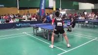 吴尚垠vs周鑫_2012年洛杉矶乒乓球公开赛
