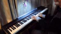 《当你》钢琴独奏 姜创视频--献给我最爱的林俊杰