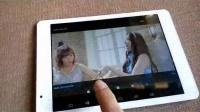 [龙组白龙]台电x89双系统版播放视频测试