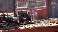 微型蒸汽4轮小火车