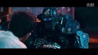 《超能查派》曝第二支中文预告 人机大战硝烟四起