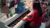 久石让《天空之城》童心艺术钢琴演奏