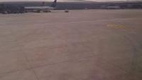 南宁机场机航內