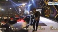 EXO舞台 ido秒变狂粉 150122