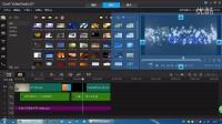 会声会影教程/会声会影视频教程/会声会影x7入门篇视频教程---第3节(设置布局)