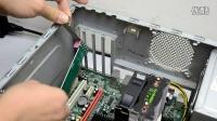 2015原创台式电脑PCI PCIe扩展卡独立声卡网卡串并口卡安装视频教程