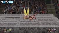 WWE2K15-寅子的葫芦军团登场