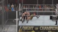 WWE2K15-塞纳勇斗毁灭兄弟