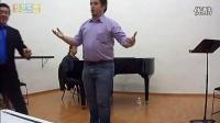 阿莱扎  多么快乐的一天 声乐大师班 声乐教学