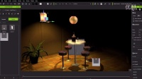 视频速报:人人素材 iClone 6 Pre-launch Demo - Light Props-www.nbitc.com,慧之家
