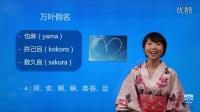 日语五十音图日语学习入门 01 日本文字介绍  佐藤日语
