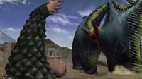 初代奥特曼空想特摄 怪兽天下 20 油兽贝斯塔 兔子讲解制作