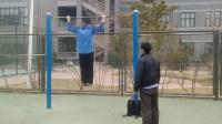 励志微电影《潜能的发挥》——北方工大极限健身社2015.2
