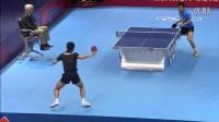 2012lundun-aoyun-男单决赛 张继科vs王皓比赛慢镜头集锦 超清乒乓球比赛视频