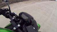川崎Z250SL性能测试(骑士网)