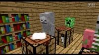 ❤小波的YouTube搬运❤Monster School- Crafting - Minecraft Animation