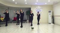 月中仙|古典舞身韵练习Lady.S舞蹈会所【中国风】会员展示
