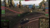 9.5 M系 坦克世界 T67 9杀 拉德利 勇士 M级