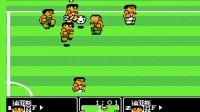 【JFEI小杰游戏视频】◆十大最经典FC游戏◆热血系列:热血足球2『四人联机娱乐视频』