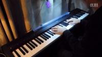 《漂洋过海来看你》钢琴加伴奏 姜创视频