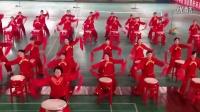 江西省第七届老年运动会排练视频;九江县老年体协锣鼓队