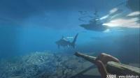 大海解说 深海搁浅 被鲨鱼咬JJ了  第四期