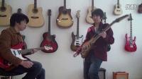 【牛人】西游记电吉他摇滚版 TLmusic